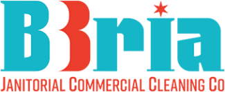 Bria Janitorial Commercial Cleaning Co Logo by Dante Hamilton